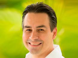 Chrys Rollo - trésorier de l'Association des Agences immobilières de St-Barthélemy - Sibarth Real Estate