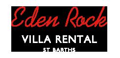 Logo Eden Rock Villa Rentals