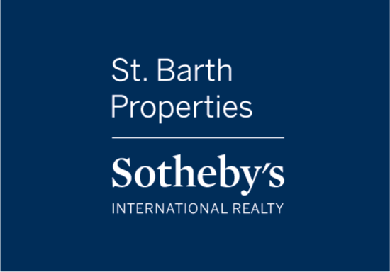 Logo St Barth Properties - Sotheby's vertical